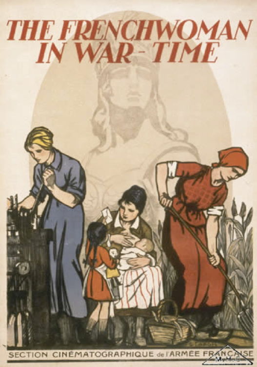 french-woman-at-war