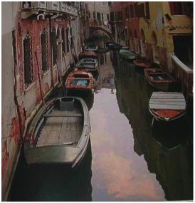 Venise canaux