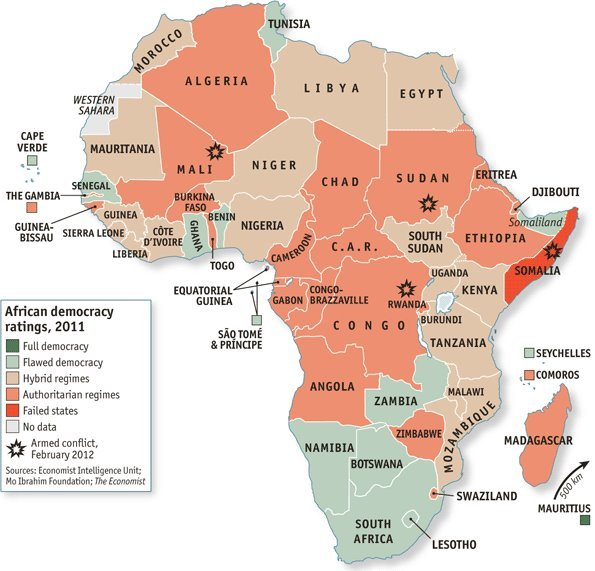african democracies 2011