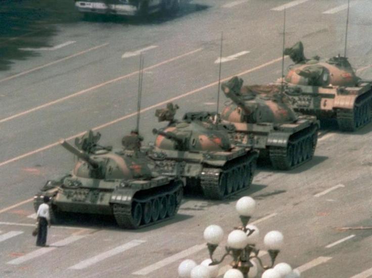 Tiananmen, 25 ans