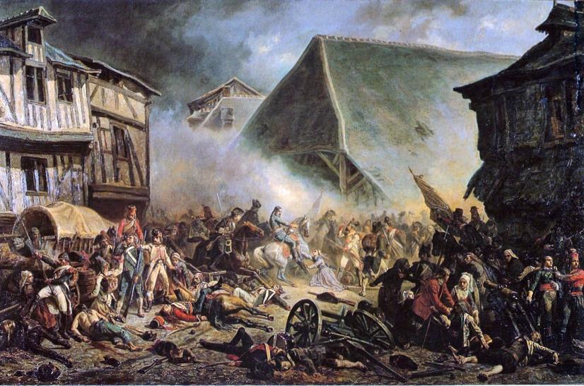 Bataille du Mans 1793