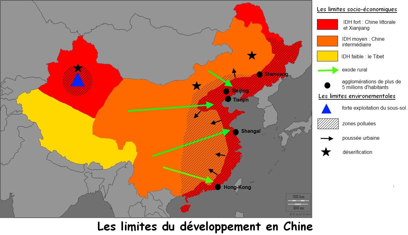 Developpement de la chine dissertation