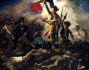 Delacroix la liberté guidant le peuple