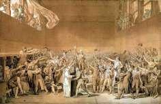 Serment du jeu de Paume juin1789