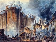 Prise de la Bastille juillet 1789